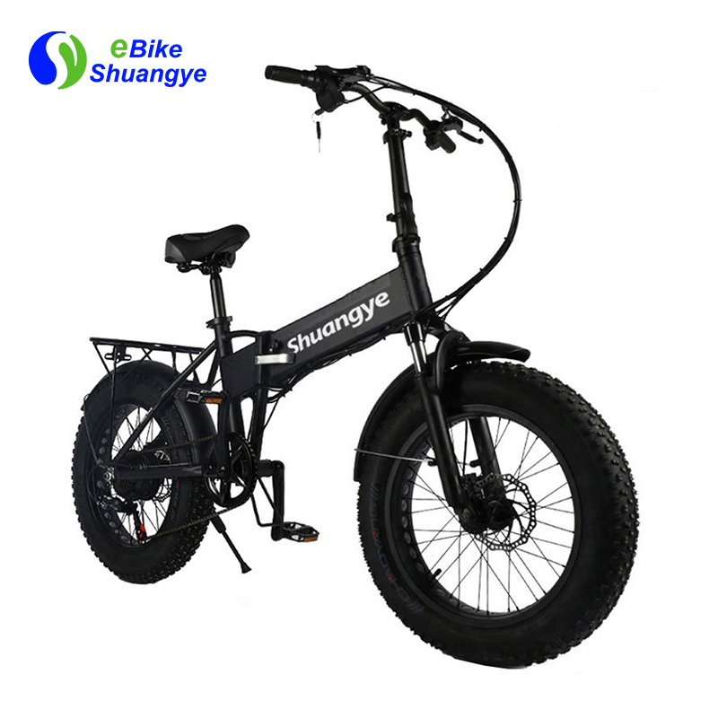 A7AH20 folding fat tire electric bike for sale5