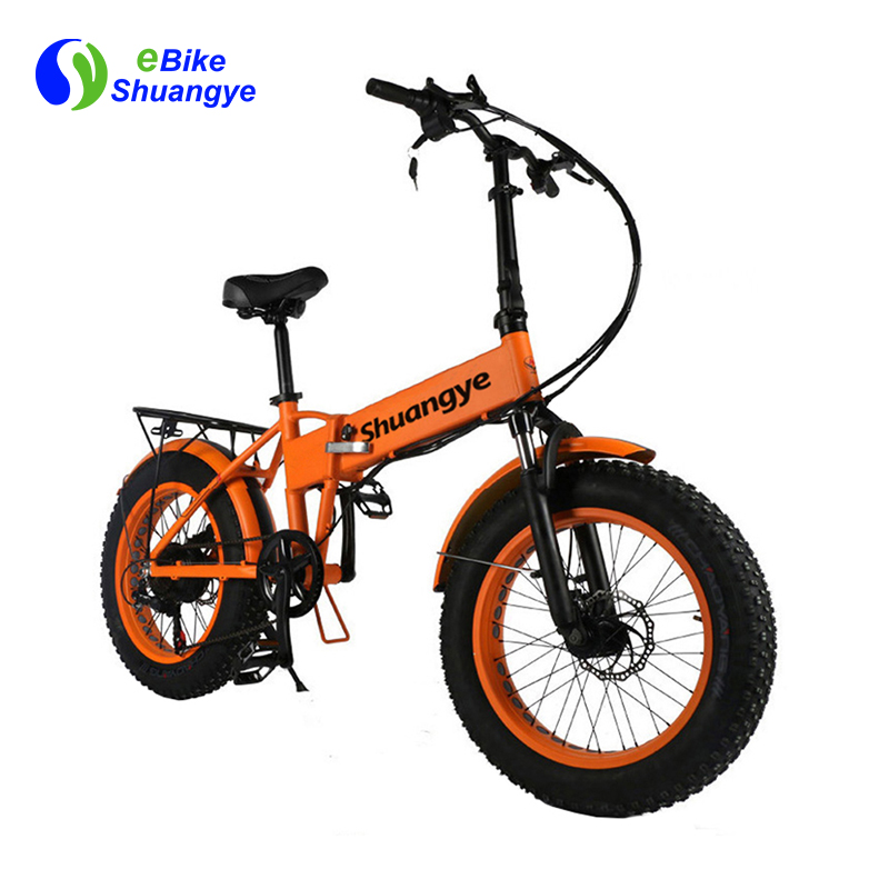 A7AH20 folding fat tire electric bike for sale6