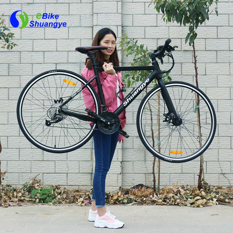Hot sale 15.7kg electric assist road bike 25kmh