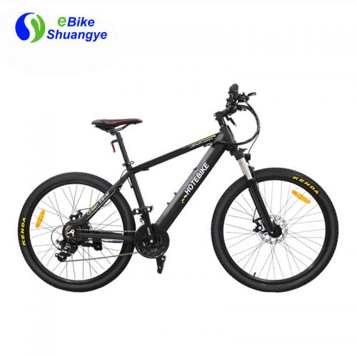 what the best electric mountain bike - hotebike A6AH26