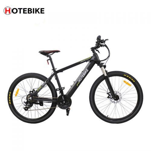 what the best electric mountain bike - hotebike A6AH26