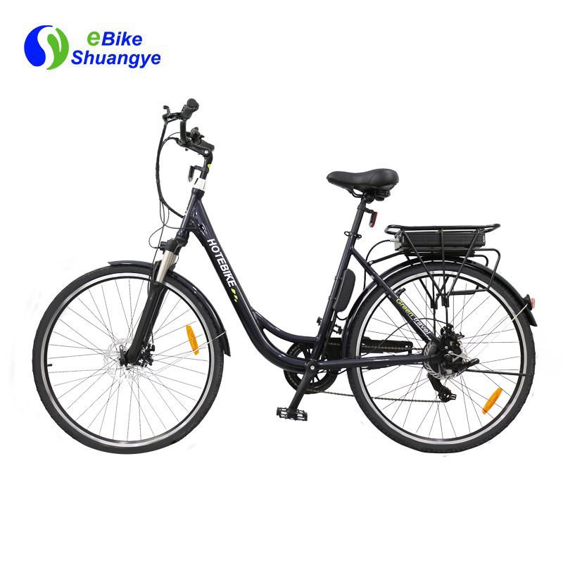 Latest electric bicycle