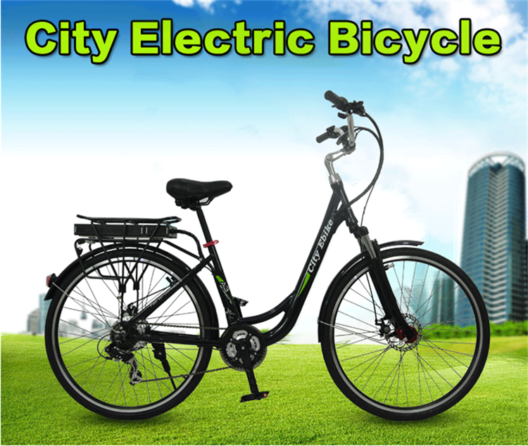 Shuangye top selling city bikes store