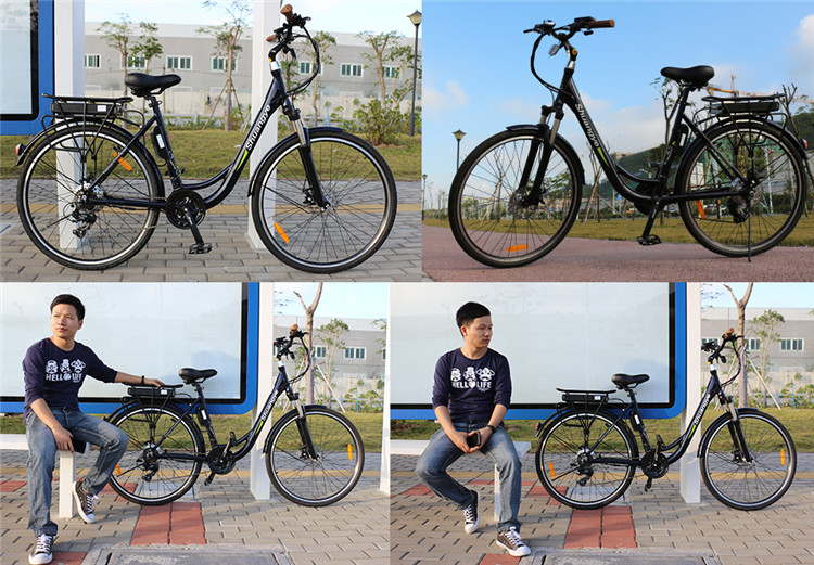 Shuangye top selling city bikes store1