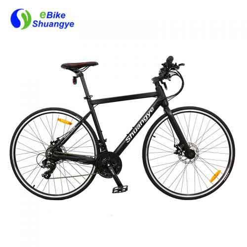 touring comfortable best electric bicycle A6-R