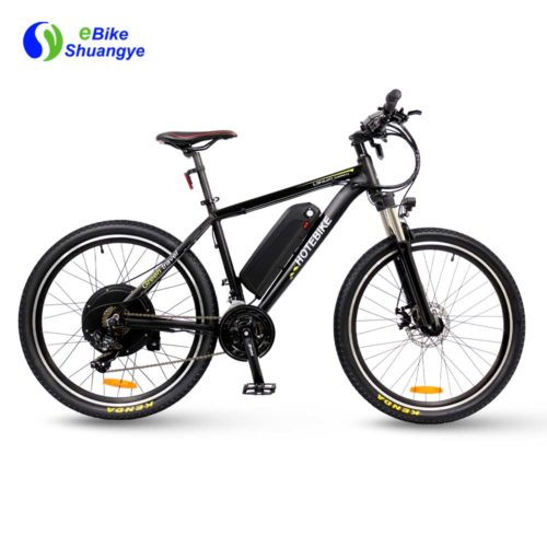 48V500W electric mountain bicycle