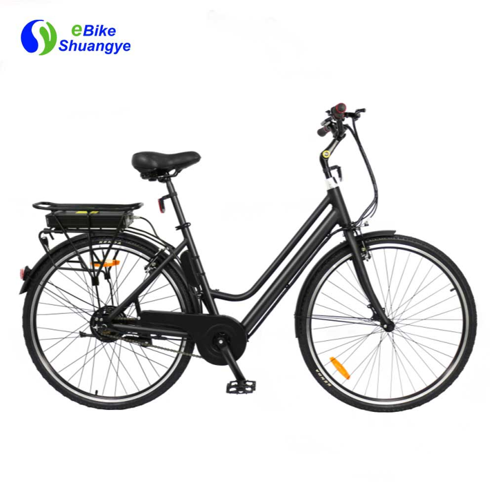 Classic affordable motorized electric bicycle A3AL28