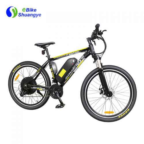 48V500W mountain bike bicycle