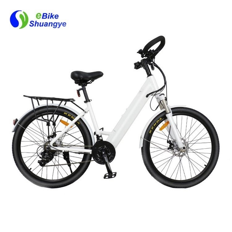 Hot butterfly handlebar electric bicycle sale A5AH26