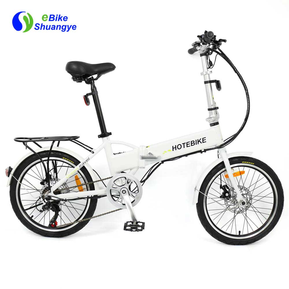 36V10AH folding city electric bike A1-7
