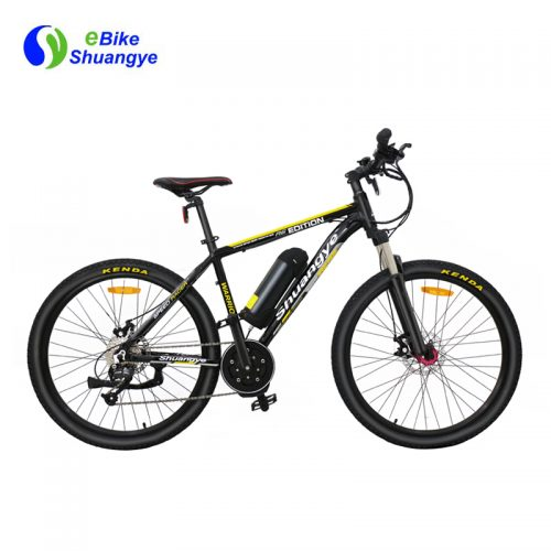 Best performance mid drive electric bike A6AB26MD