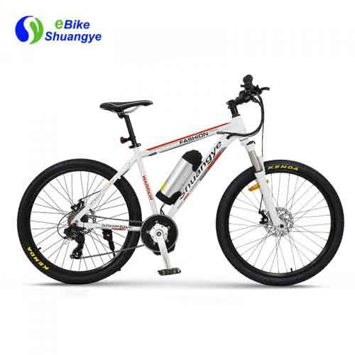 electric bike manufacturers mid drive electric bike A6AB26MD
