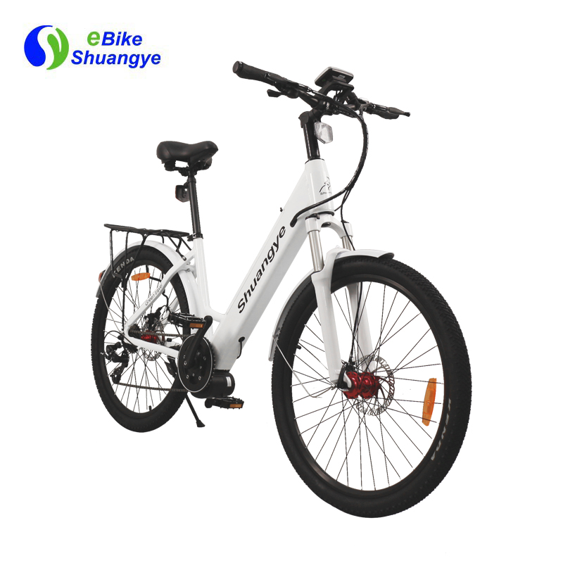 mid drive electric mountain bike (3)