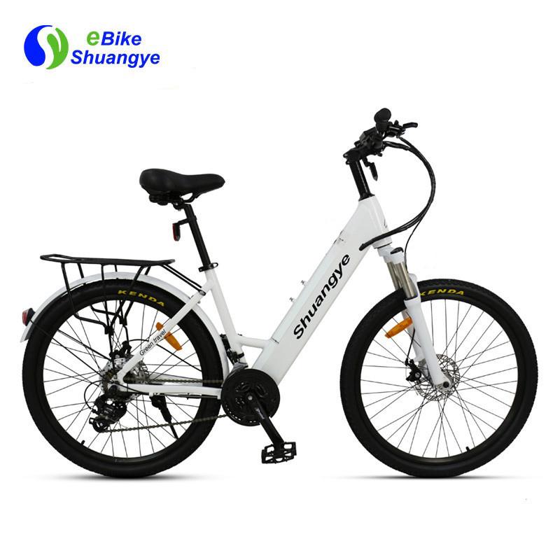 china 250W motor 26'' 28'' alloy frame electric bike