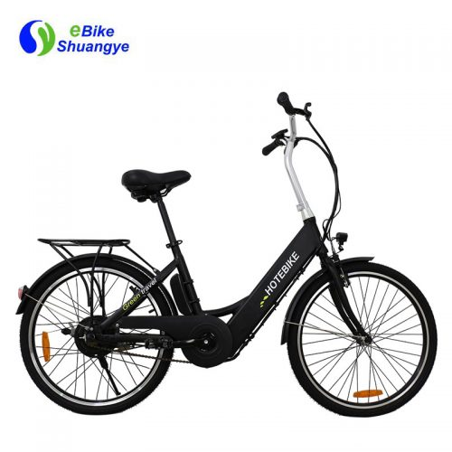 New update integrated handlebar city electric bike A5