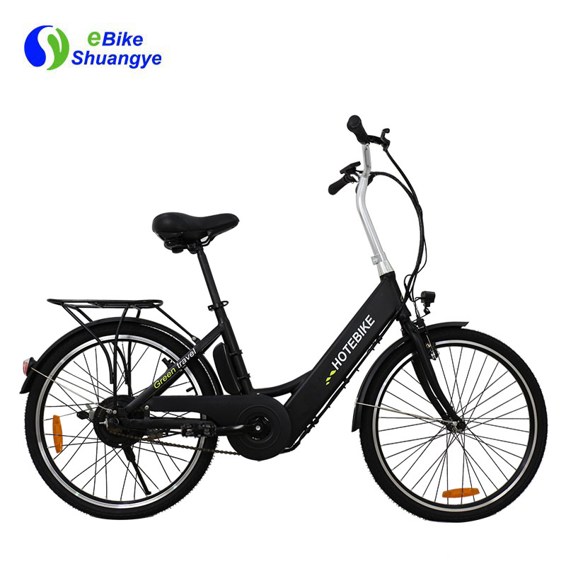 electric bike for women