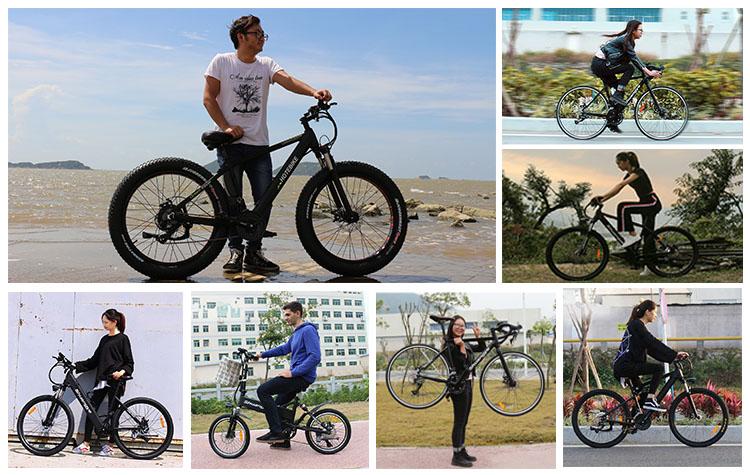 electric mountain bike 12