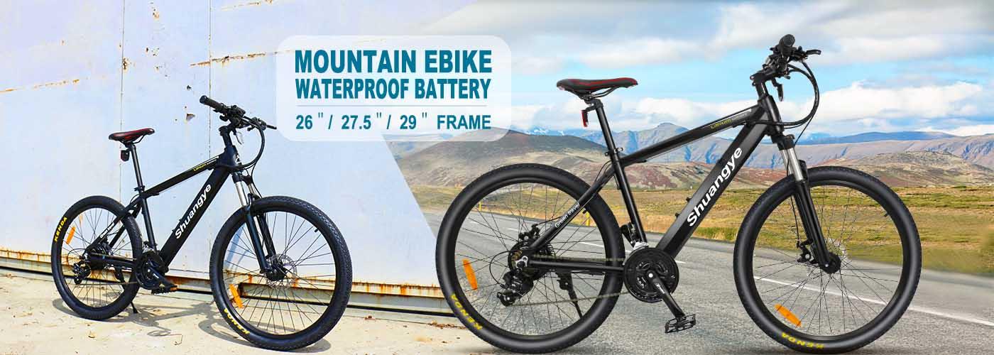 HOTEBIKE 36V Electric Bike
