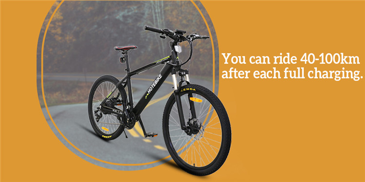 electric off road bike