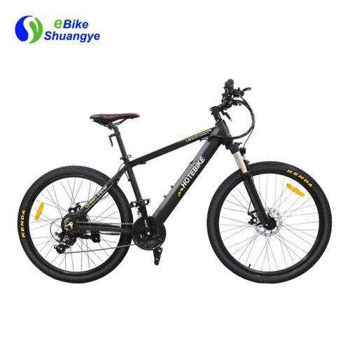 mens hidden battery electric bike with bafang motor