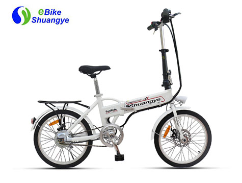 single speed mini 20 inch folding electric bike for Madagascar