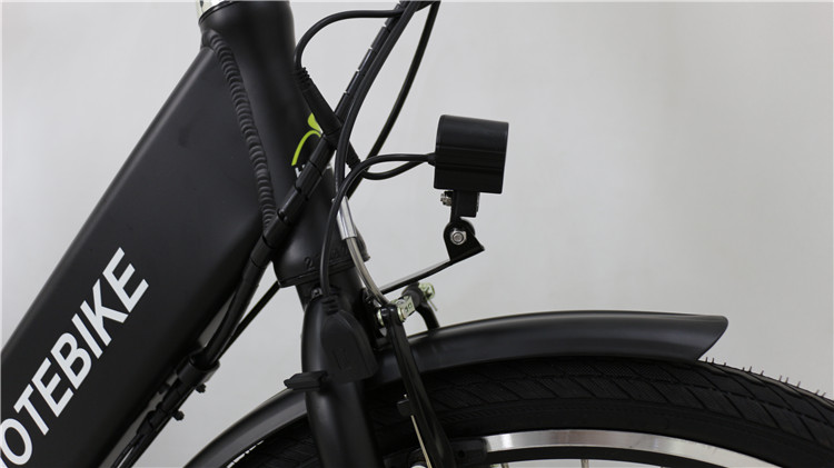 hidden battery ebike
