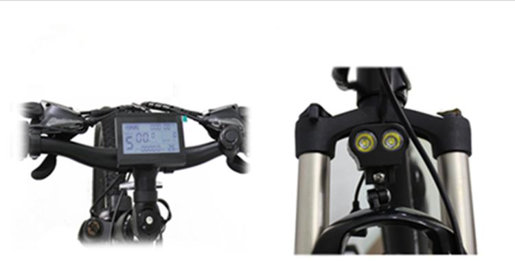 men electric mountain bike