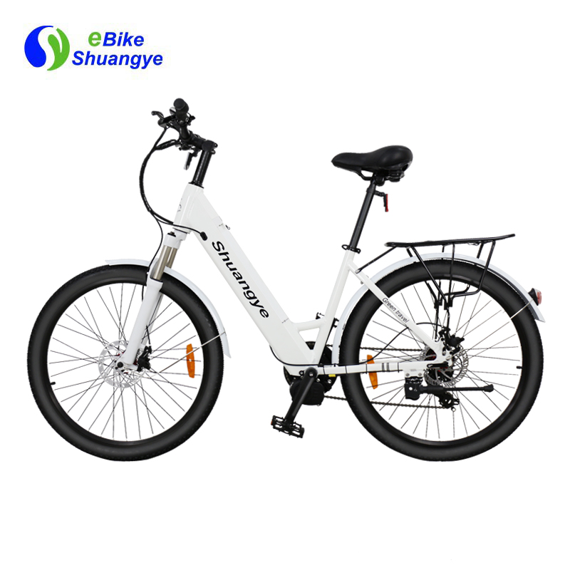 mid drive electric bike