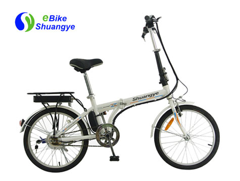 Electric bike with nice price for