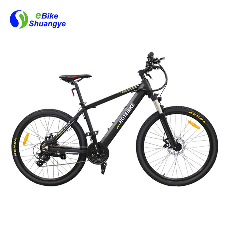 new electric bicycle