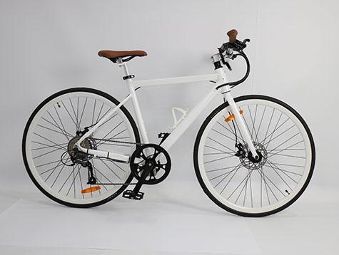 700*25C lightweight road electric bike video