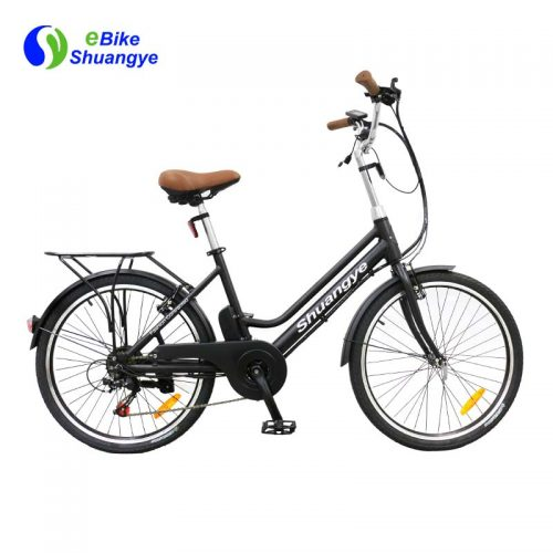 36V10AH lady hot sale electric city bike on sale