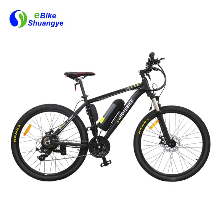 affordable electric bicycle