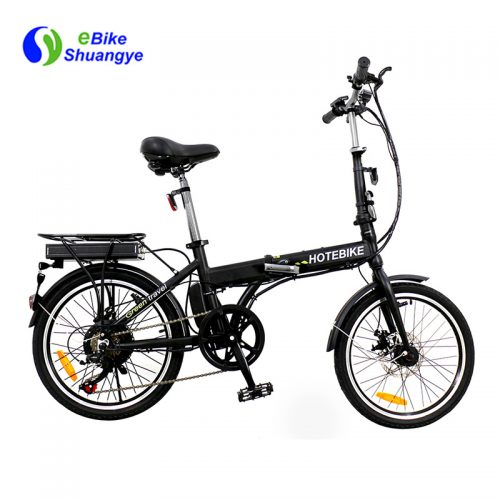 folding electric bike 20 inch aluminum alloy