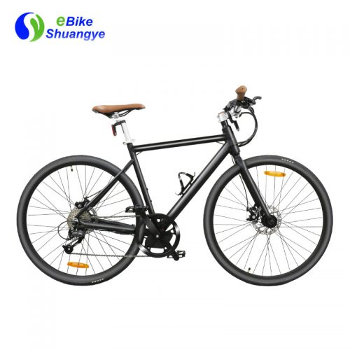 15KG lightweight road electric bicycle with invisible battery