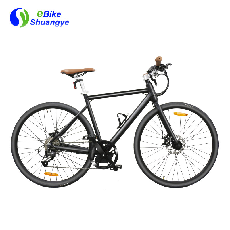 15KG lightweight road electric bicycle with invisible battery A6-R