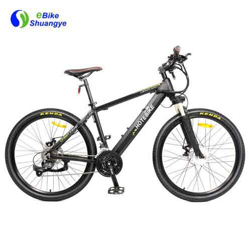 shimano 27 speed 250w front wheel motor electric bike