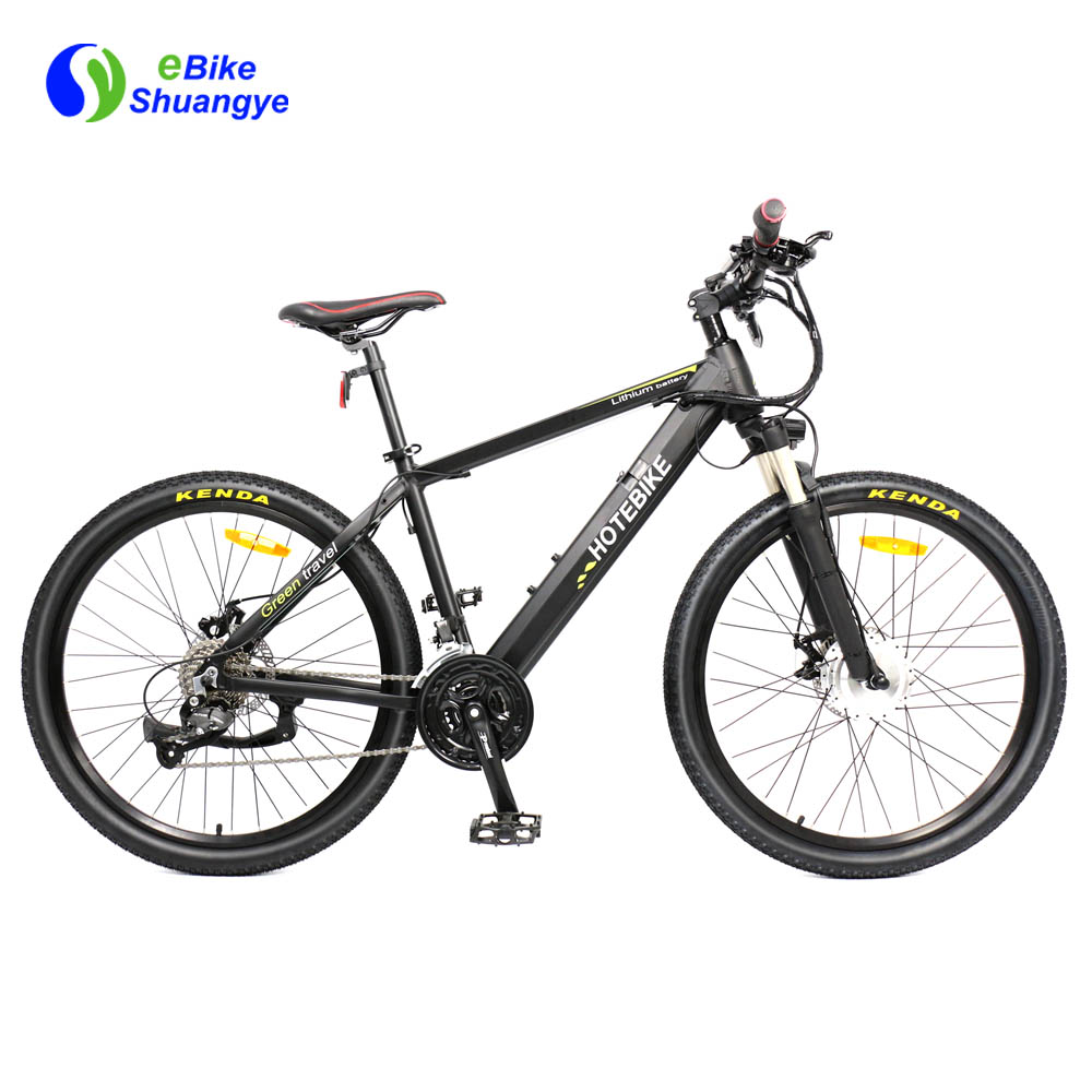 27 speed 250w front wheel motor electric bike A6AH26