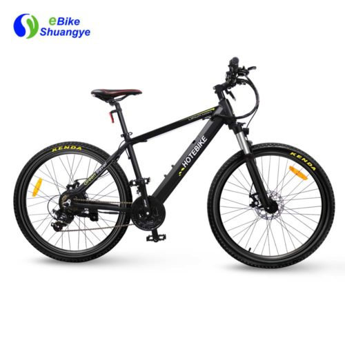 best electric mountain bike 36V lithium battery A6AH26