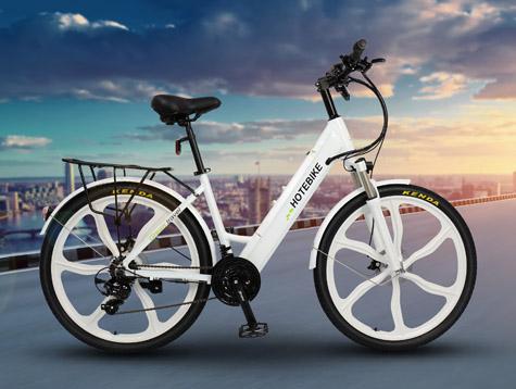 New design magnesium alloy wheel classic electric bike