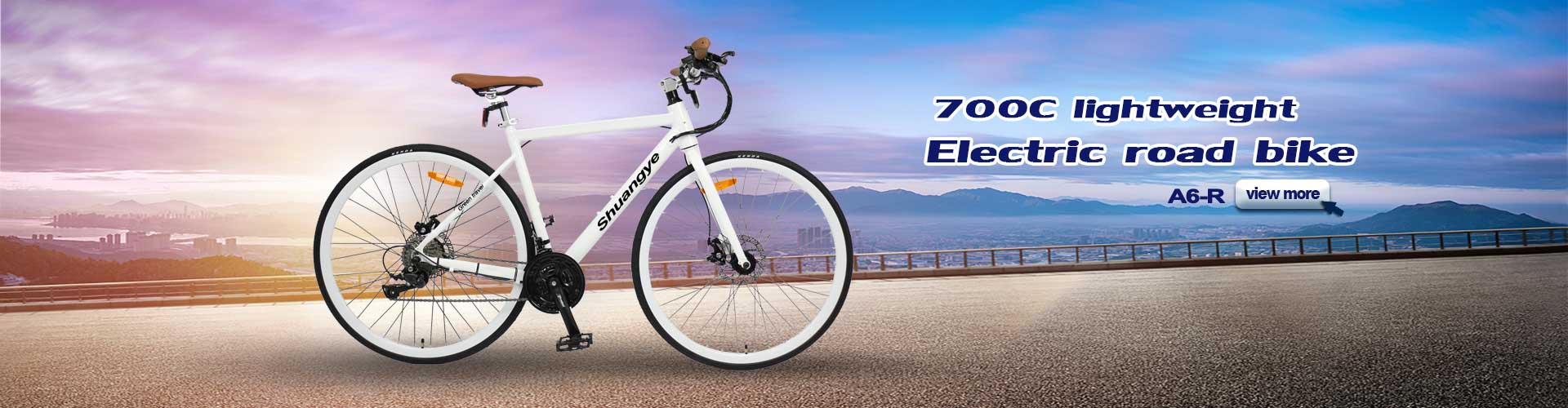 electric road bike
