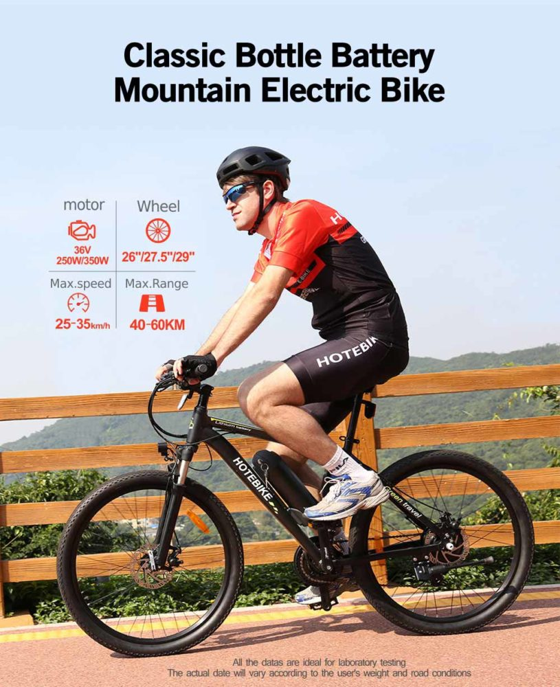 electric classic bicycles