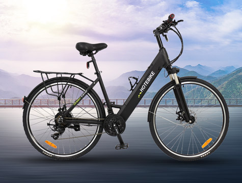 28 inch best unisex city ebike