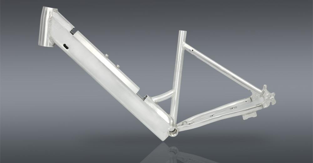 aluminum alloy frame for green power electric bike