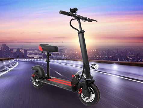 new mini folding electric bike scooter