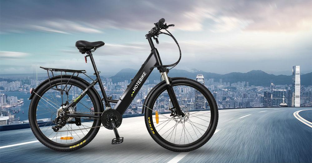 green power electric bike