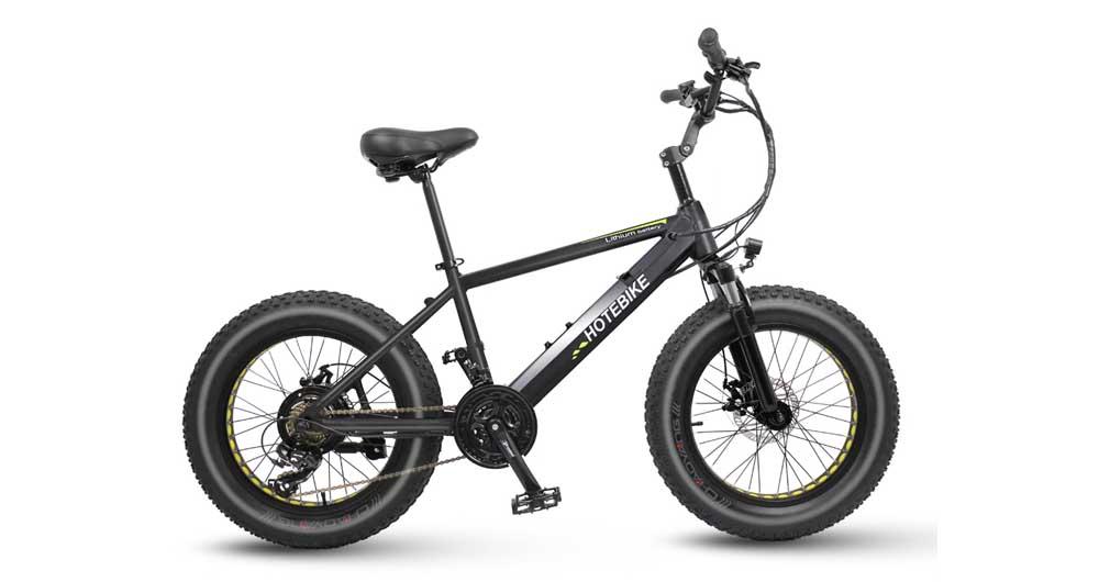 20 inch best fat tire electric bike