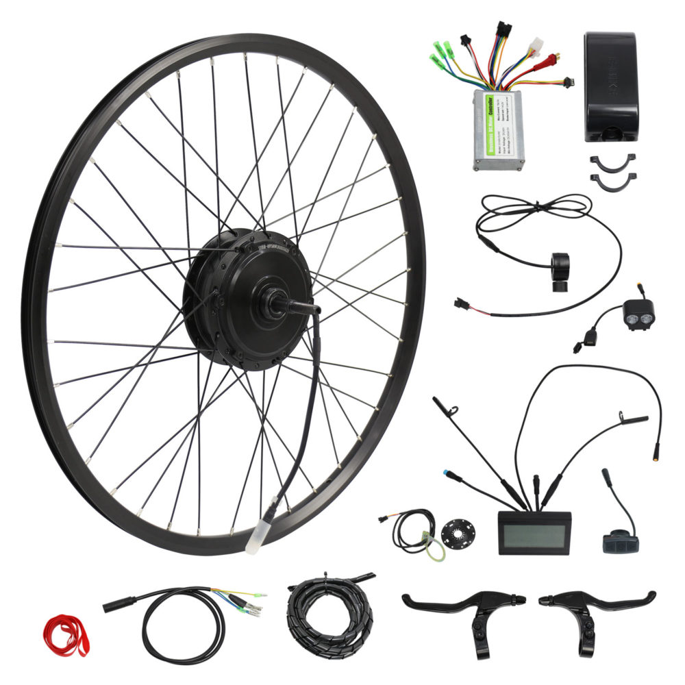Best 48v 500w Electric Mountain Bike Kit