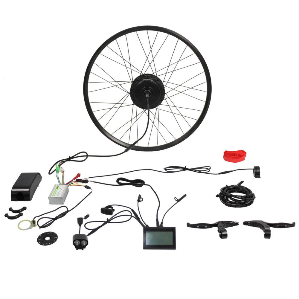 Electric Mountain Bike Kit (2)
