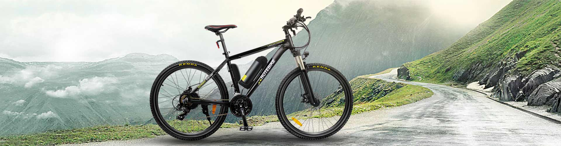hot electric mountain bike on sale